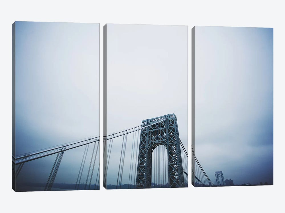 Bridge Architecture II by Taylor Allen 3-piece Canvas Wall Art