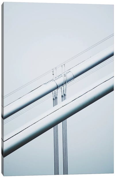 Bridge Architecture III Canvas Art Print