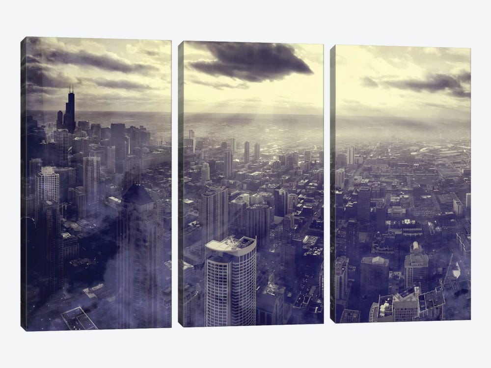 Chicago by Taylor Allen 3-piece Art Print