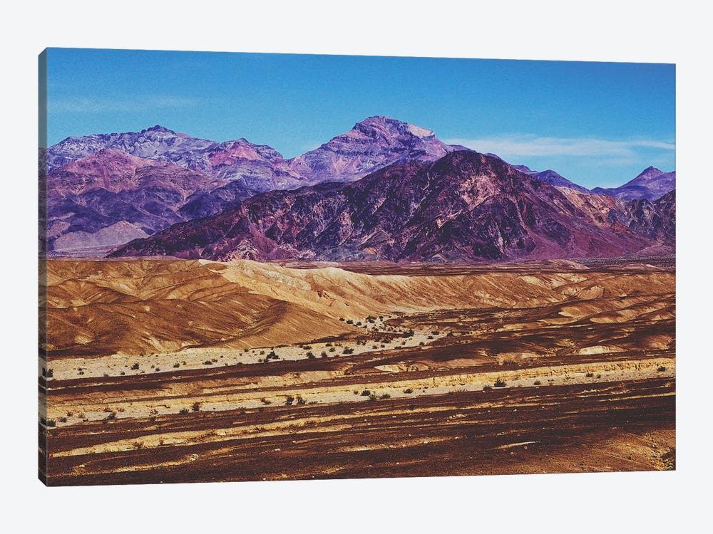 Death Valley 1-piece Canvas Wall Art