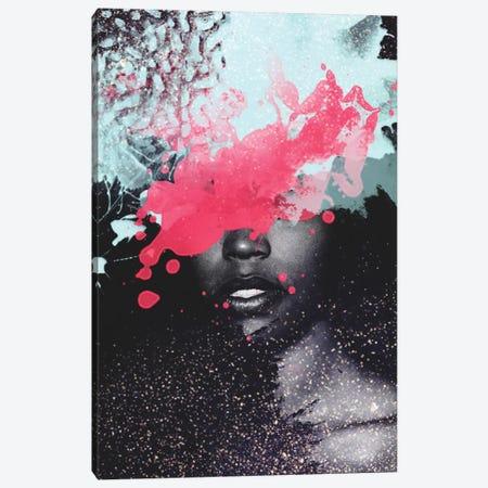 Ink Blot Canvas Print #TAL35} by Taylor Allen Canvas Artwork