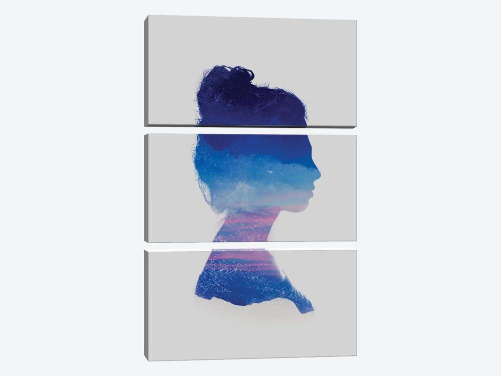 Silhouette II by Taylor Allen 3-piece Canvas Artwork