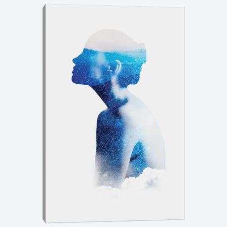 Silhouette X Canvas Print #TAL47} by Taylor Allen Canvas Art Print