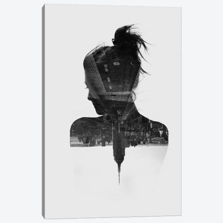Silhouette XI Canvas Print #TAL48} by Taylor Allen Canvas Wall Art