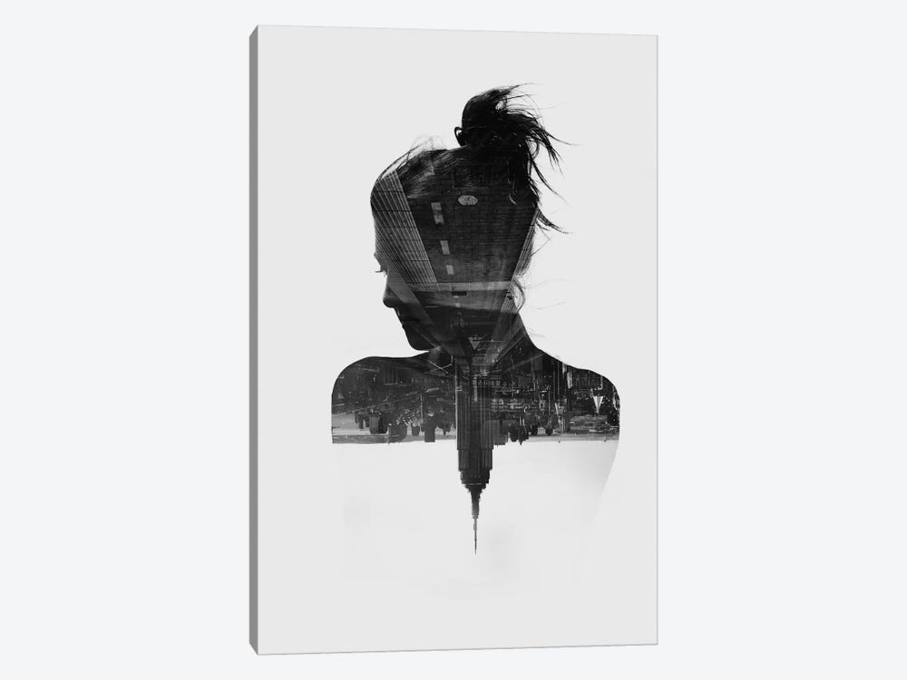 Silhouette XI by Taylor Allen 1-piece Canvas Wall Art