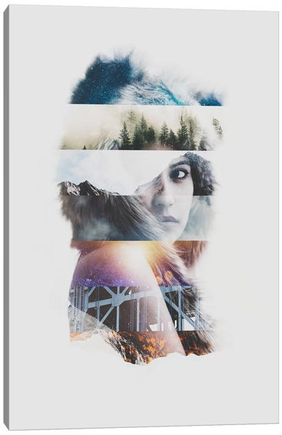 Spirit Hood I Canvas Art Print