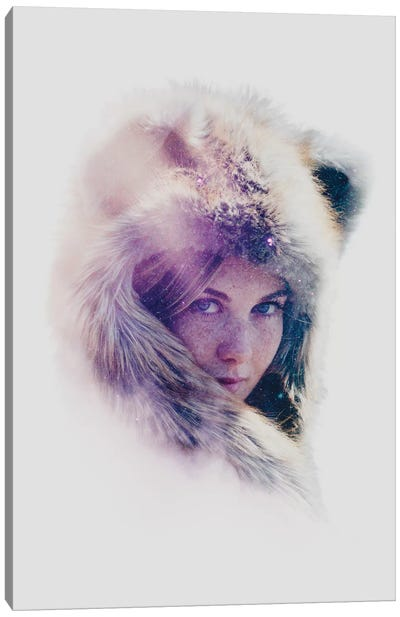 Spirit Hood II Canvas Art Print