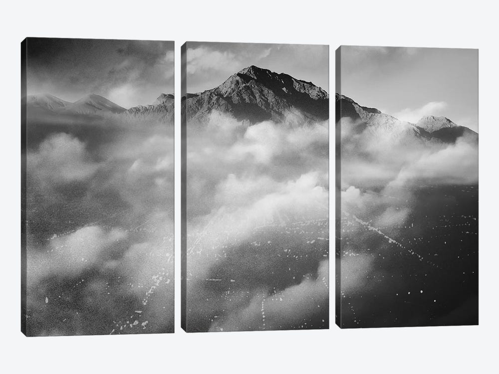 Vesuvius by Taylor Allen 3-piece Canvas Art