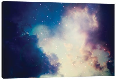 Astronautography IV Canvas Art Print