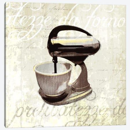 Kitchen Help IV Canvas Print #TAN109} by Tandi Venter Canvas Wall Art