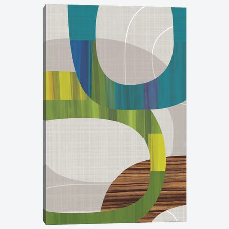 Links I Canvas Print #TAN115} by Tandi Venter Canvas Artwork