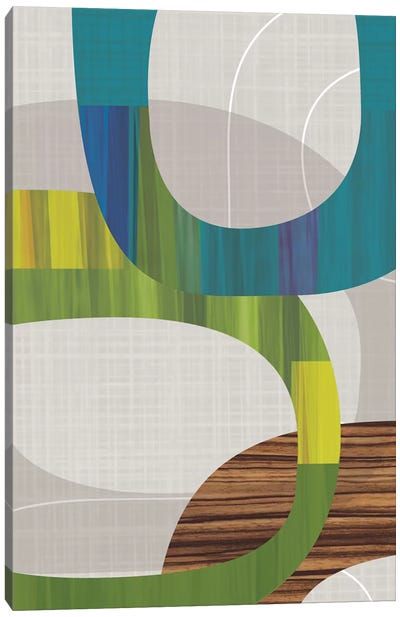 Links I Canvas Art Print