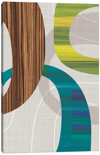Links II Canvas Art Print