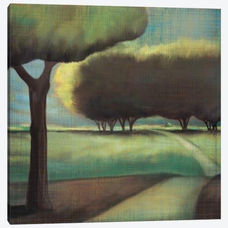 Looking Back I Canvas Print #TAN118} by Tandi Venter Art Print