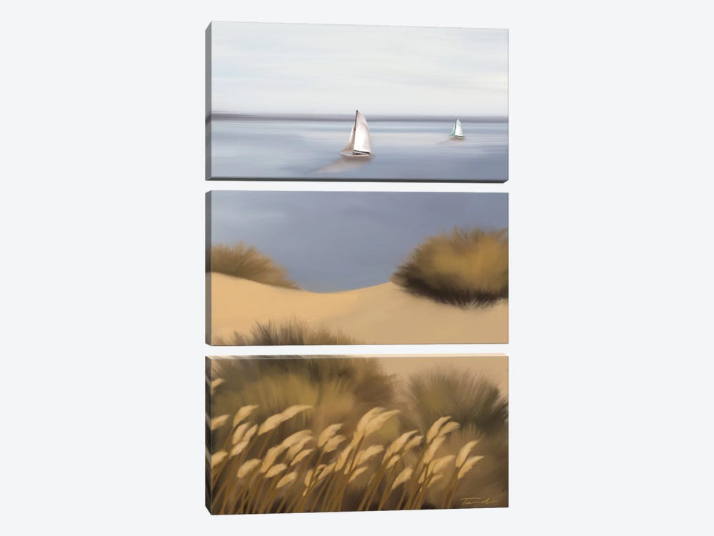 Afternoon Escape 3-piece Art Print