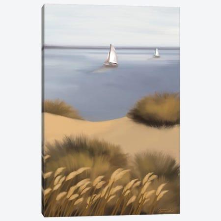Afternoon Escape Canvas Print #TAN11} by Tandi Venter Art Print