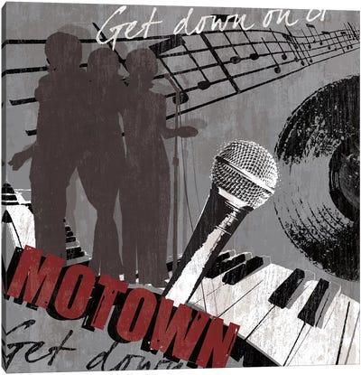 Motown Canvas Art Print