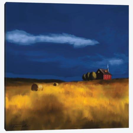 My House Canvas Print #TAN126} by Tandi Venter Canvas Art Print