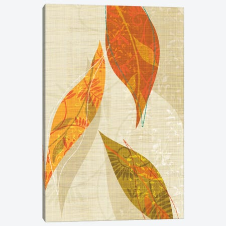 Natural Harmony I Canvas Print #TAN127} by Tandi Venter Canvas Art Print