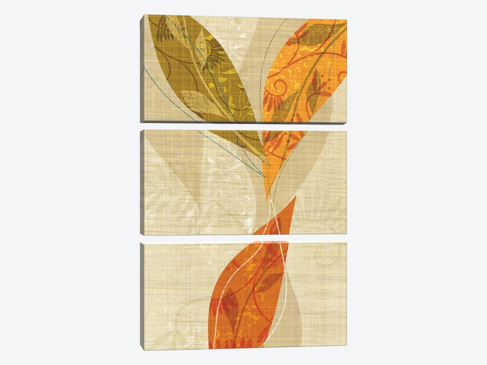 Natural Harmony II by Tandi Venter 3-piece Canvas Print