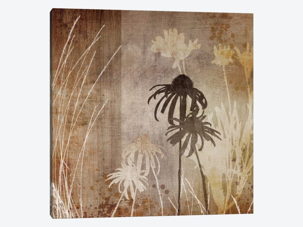Algarve Silhouettes I by Tandi Venter 1-piece Canvas Artwork