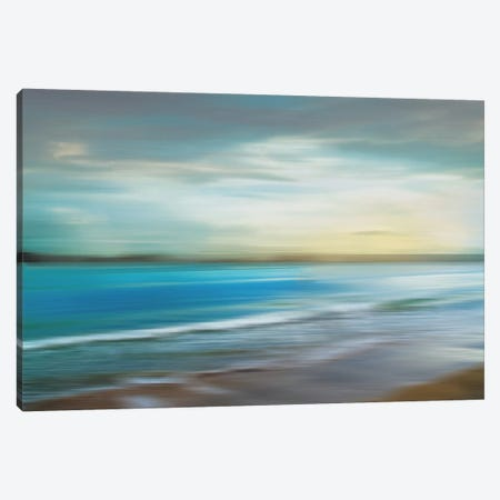 Ocean Plains Canvas Print #TAN132} by Tandi Venter Canvas Art Print