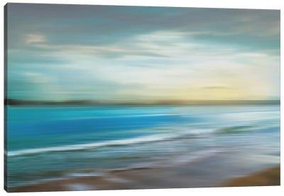 Ocean Plains Canvas Art Print