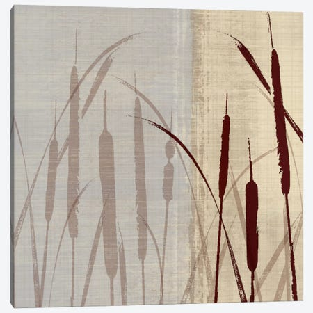 On The Water's Edge I Canvas Print #TAN135} by Tandi Venter Canvas Wall Art