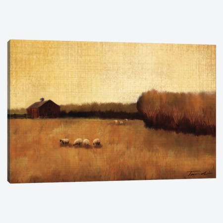 Open Range I Canvas Print #TAN137} by Tandi Venter Canvas Art