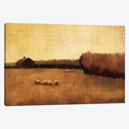 Open Range I Canvas Print #TAN137} by Tandi Venter Canvas Art