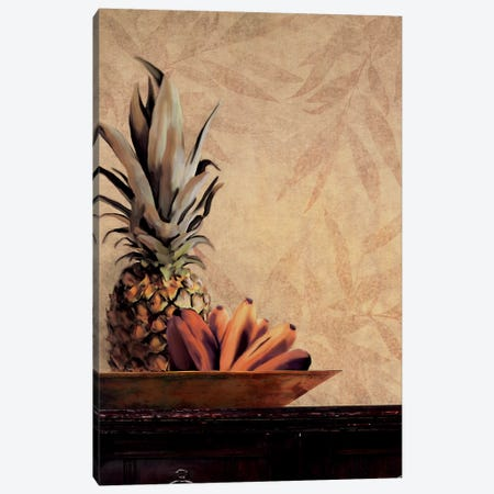 Plantation I Canvas Print #TAN152} by Tandi Venter Art Print