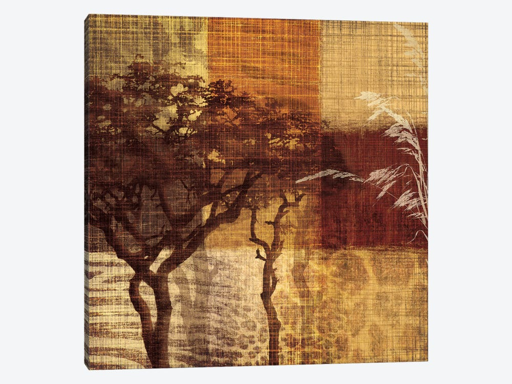 Safari III by Tandi Venter 1-piece Canvas Art