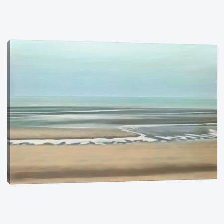 Seaside Canvas Print #TAN174} by Tandi Venter Canvas Wall Art