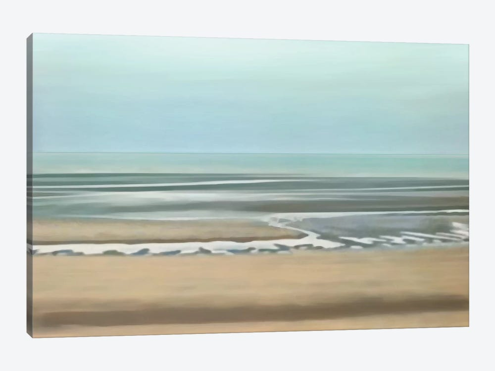 Seaside by Tandi Venter 1-piece Canvas Art