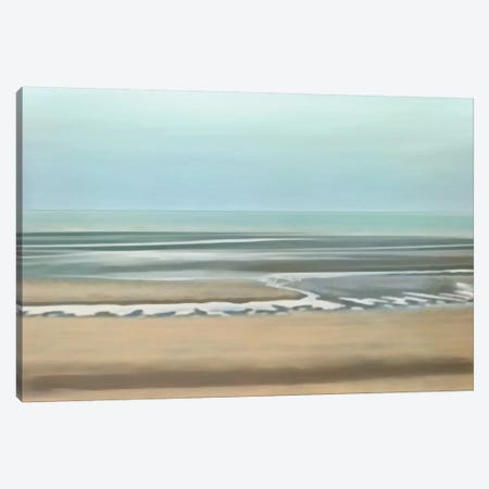 Seaside Canvas Print #TAN174} by Tandi Venter Canvas Wall Art
