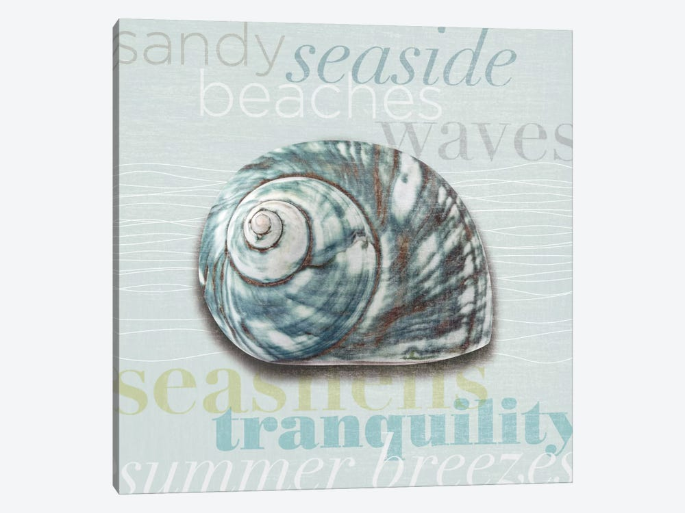 Beach Collection I by Tandi Venter 1-piece Canvas Art Print