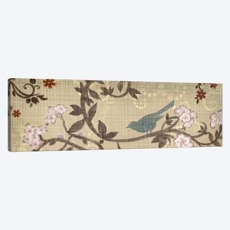 Songbird I Canvas Print #TAN192} by Tandi Venter Art Print