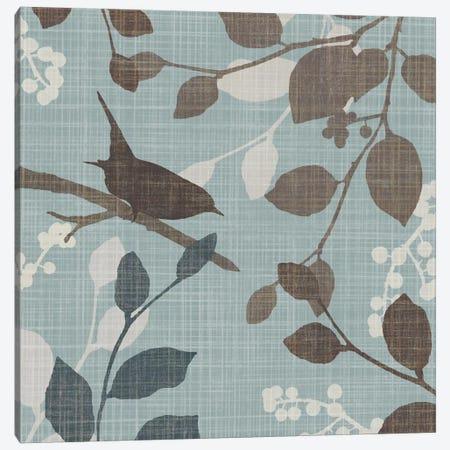 A Sparrow's Garden I Canvas Print #TAN1} by Tandi Venter Canvas Artwork