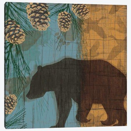 Yellowstone Park I Canvas Print #TAN213} by Tandi Venter Canvas Wall Art