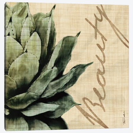 Beauty Canvas Print #TAN21} by Tandi Venter Canvas Artwork