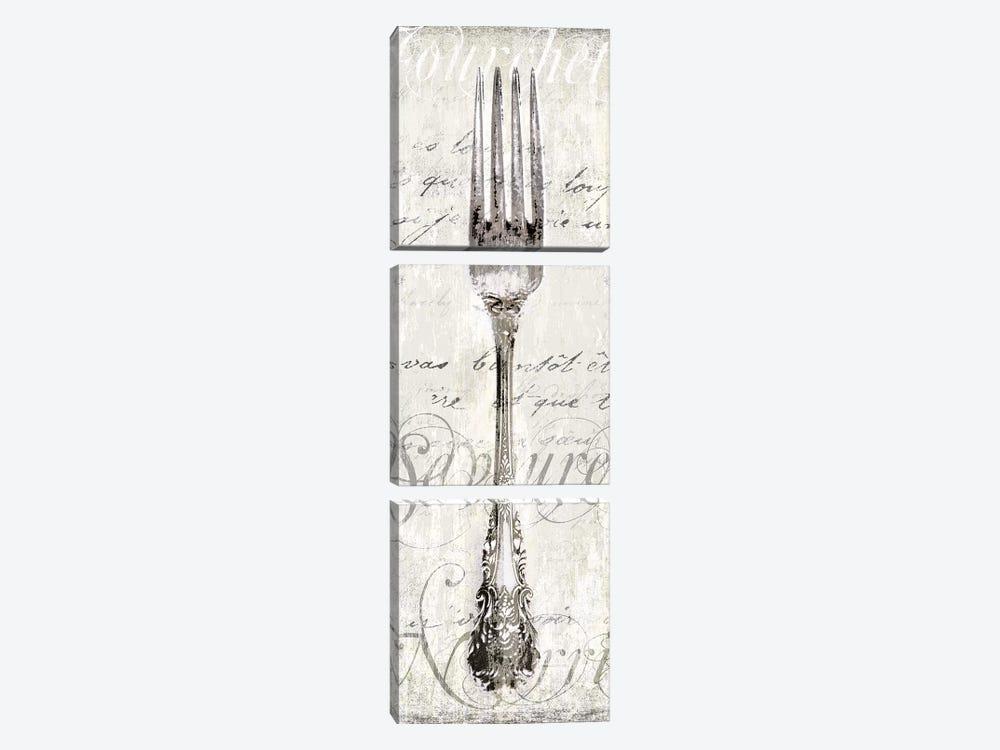 Fourchette by Tandi Venter 3-piece Art Print