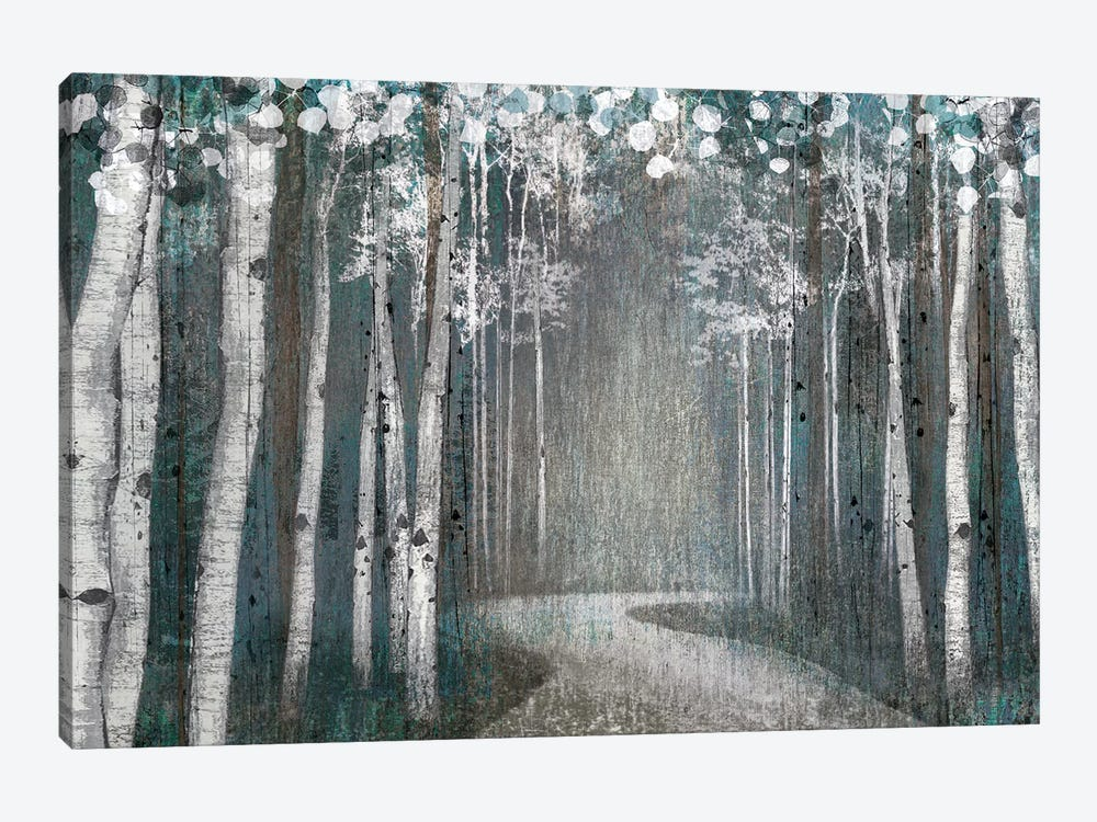 Mineral Forest by Tandi Venter 1-piece Canvas Print