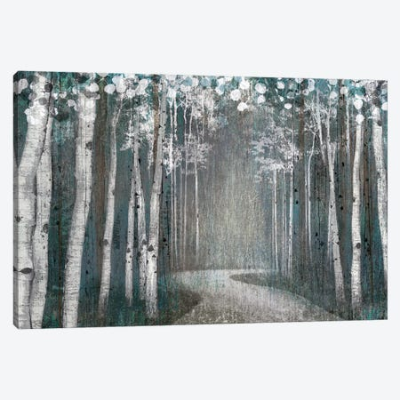 Mineral Forest Canvas Print #TAN226} by Tandi Venter Canvas Wall Art