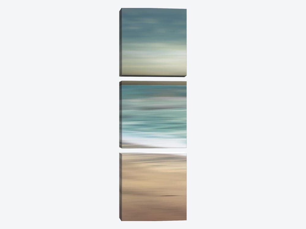 Ocean Calm I by Tandi Venter 3-piece Canvas Artwork