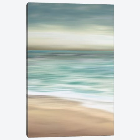 Ocean Calm II Canvas Print #TAN237} by Tandi Venter Canvas Art Print