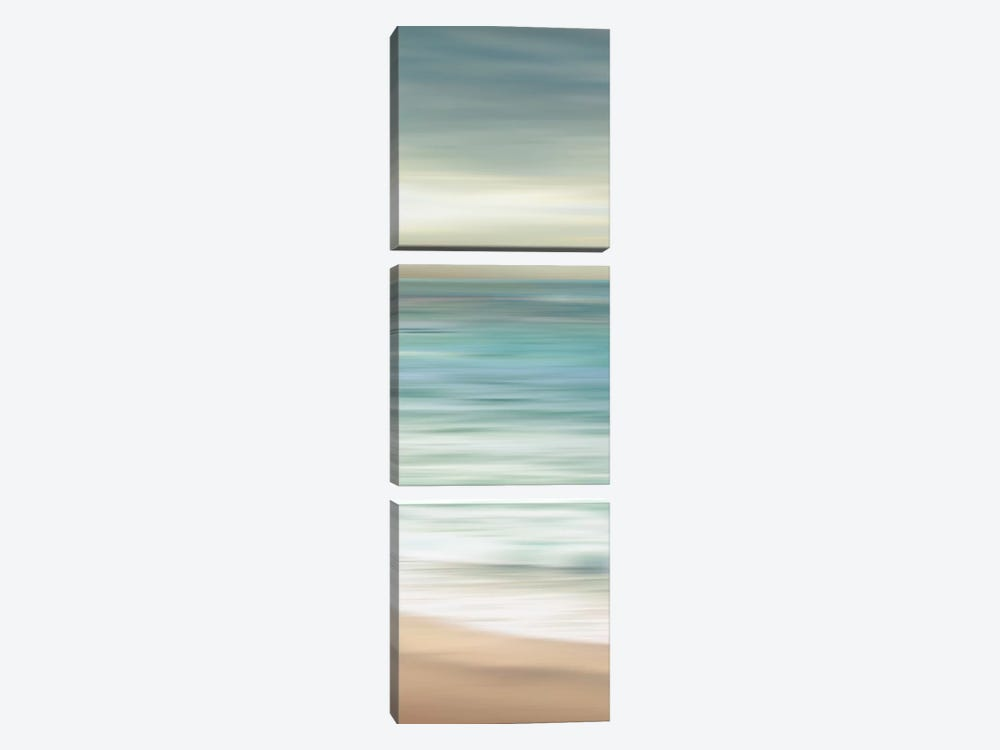 Ocean Calm III by Tandi Venter 3-piece Canvas Wall Art
