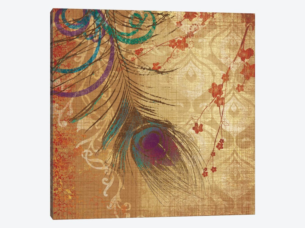 Birds Of A Feather I by Tandi Venter 1-piece Canvas Art Print