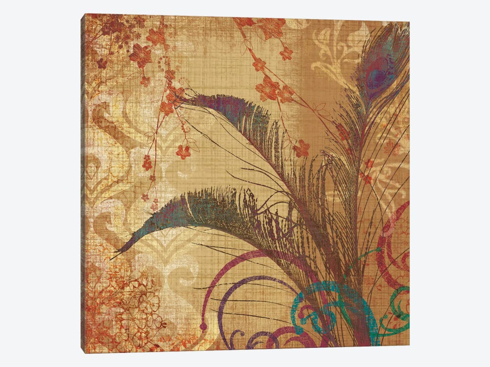 Birds Of A Feather II by Tandi Venter 1-piece Canvas Art