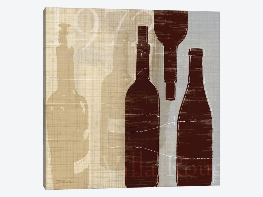 Bordeaux I by Tandi Venter 1-piece Canvas Print