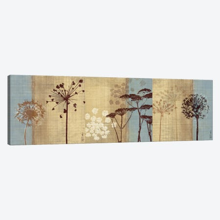 Silhouettes In The Breeze Triptych Canvas Print Set #TAN3HSET001} by Tandi Venter Canvas Art
